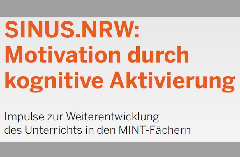 Neuer SINUS.NRW Band